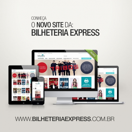 E-commerce - Bilheteria Express